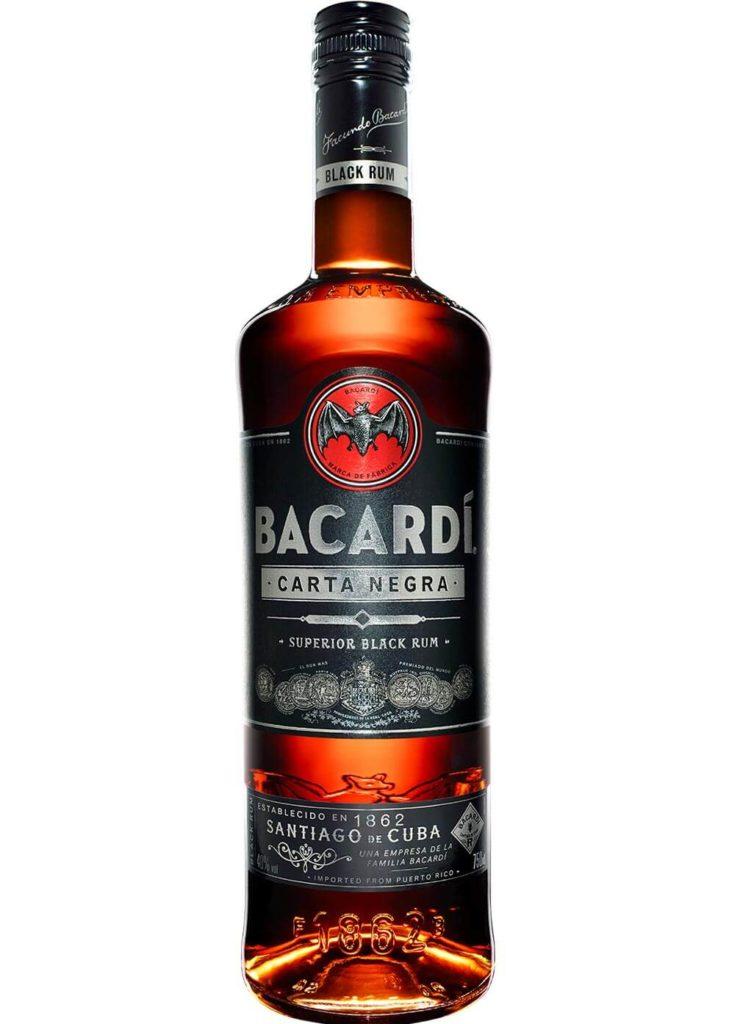 画像:バカルディ ブラックの商品画像