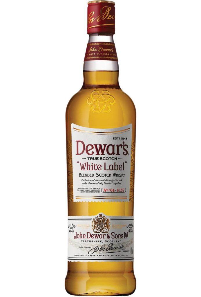 画像:デュワーズ ホワイト・ラベルの商品画像