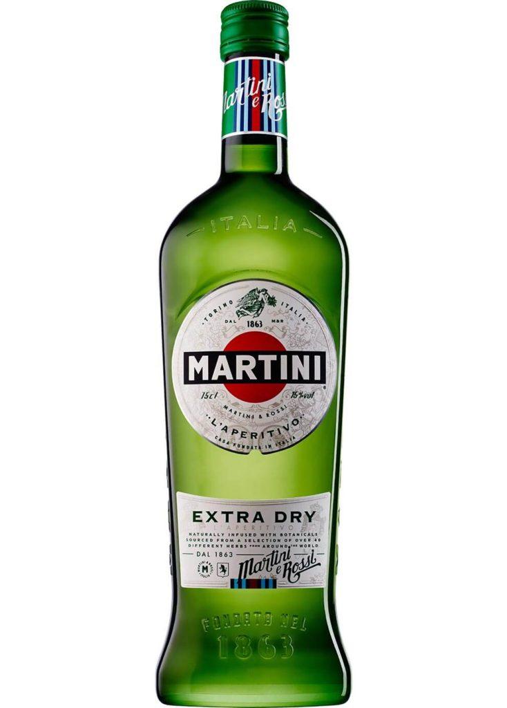 画像:マルティーニ エキストラ・ドライの商品画像