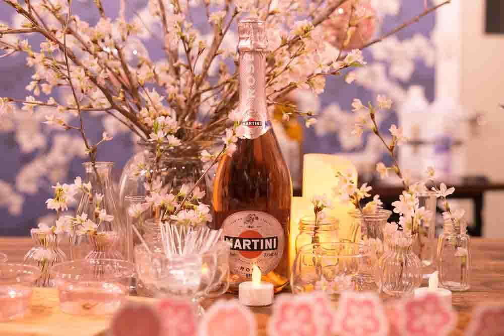 画像:マルティーニ ロゼの商品画像