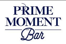 画像:「PRIME MOMENT Bar」ロゴ画像