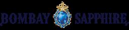 画像:ボンベイ・サファイアのロゴ画像