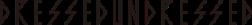 画像:ドレスアンドレスドのロゴ画像