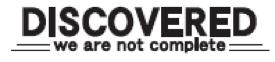 画像:ディスカバードのロゴ画像