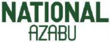 画像:NATURAL AZABUのロゴ画像