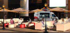 画像:スペシャルラウンジの外観イメージ