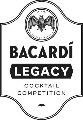 画像:「バカルディ レガシー カクテル コンペティション」の大会ロゴ画像